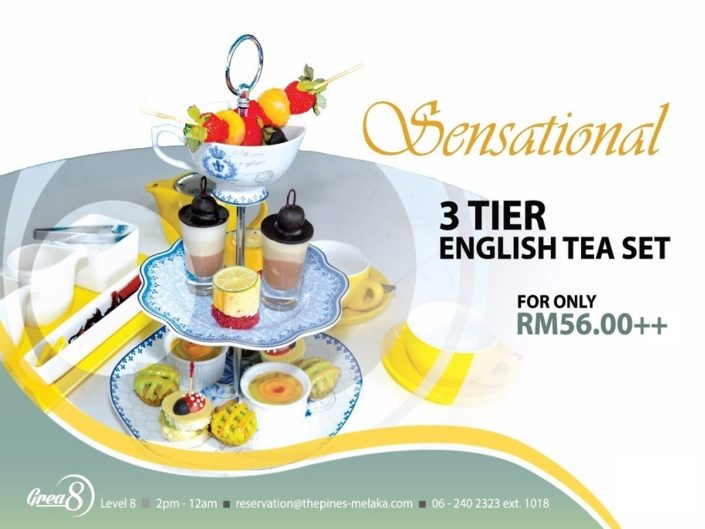 English Tea Promotion Pricing