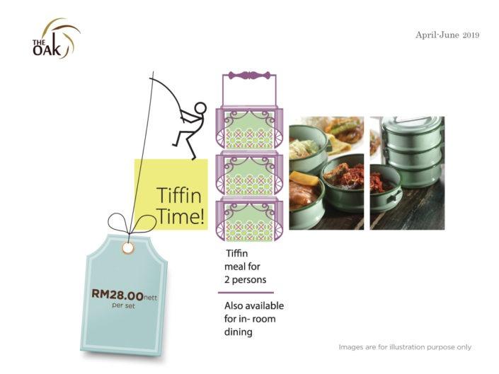 Tiffin Promotion Price